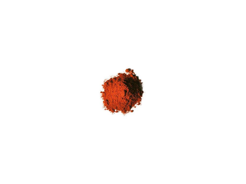 jednodruhove paprika uzena
