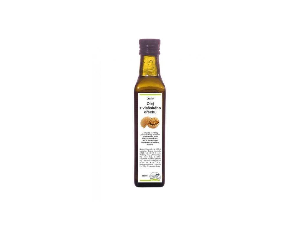 Vlašský olej SOLIO 250 ml