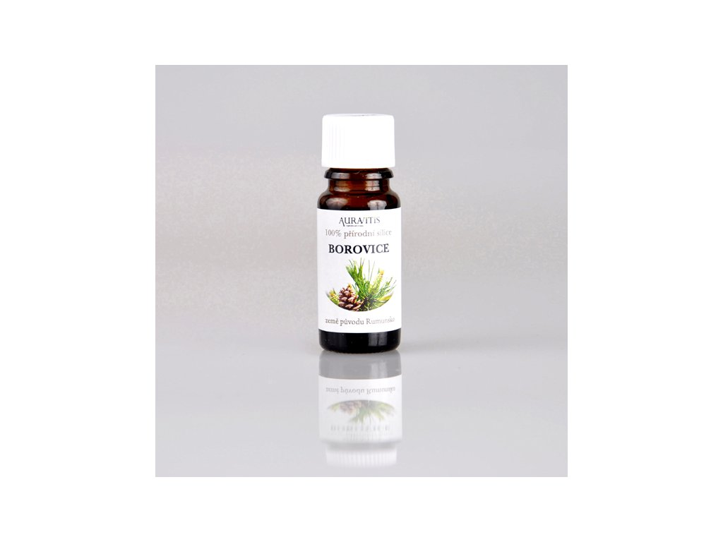 Milota esenciální olej BOROVICE 10 ml