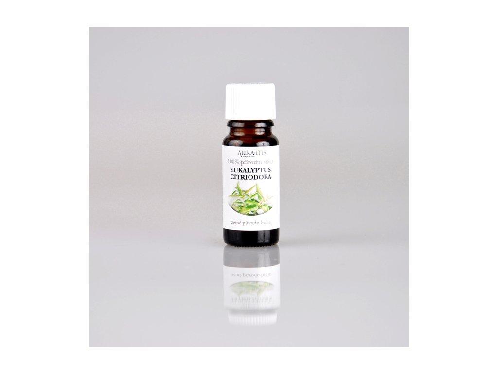 EUKALYPTUS CITRIODORA 100% silice 10 ml