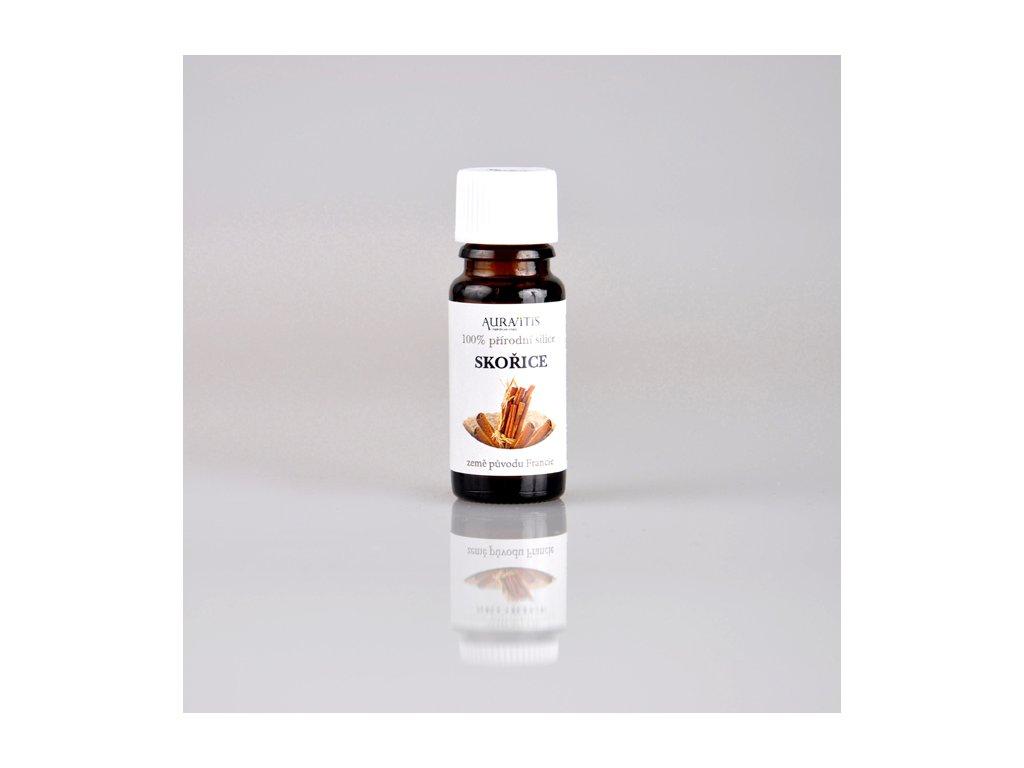 Milota esenciální olej SKOŘICE 10 ml