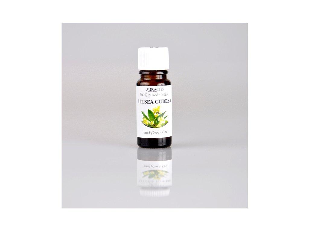 LITSEA CUBEBA 100% silice 10 ml