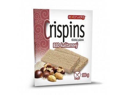 crispins krehky platek bio kastanovy