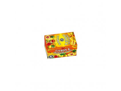 tropicke ovoce s citronem 40g 20x2g