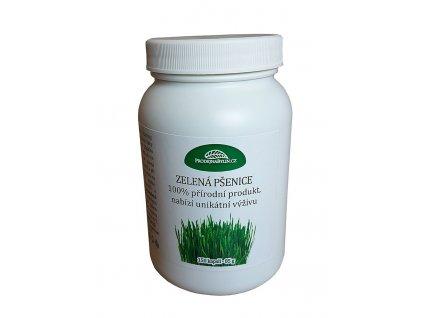 Zelená mladá pšenice 150 tobolek 500 mg