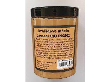 Arasidove maslo web