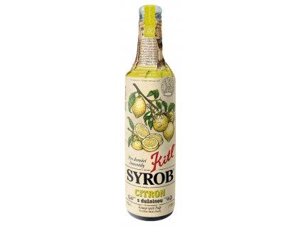 kitl syrob citron 500 ml (1)
