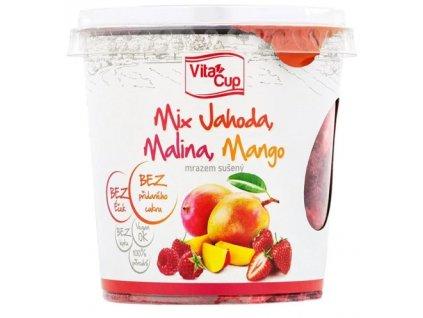 jahoda,mango,malina