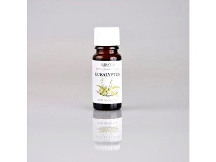 EUKALYPTUS 100% silice 10 ml