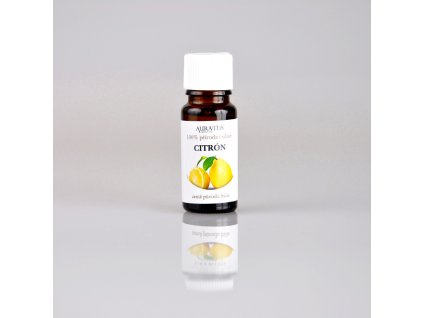 CITRON 100% silice 10 ml