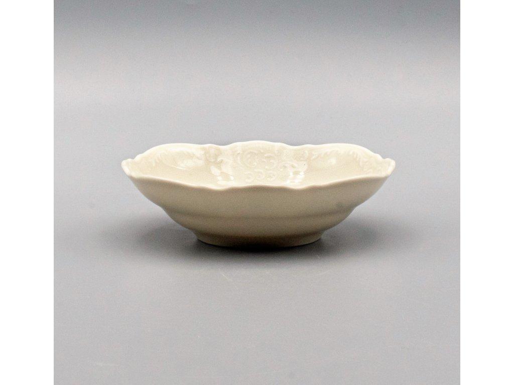 BERNADOTTE, Mísa kompotová 13 cm, Ivory, Thun