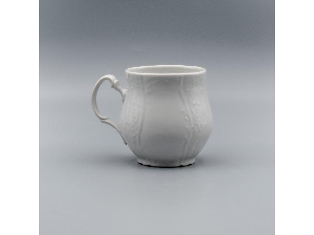 BERNADOTTE, Hrnek Jonáš 310 ml, bílá, Thun