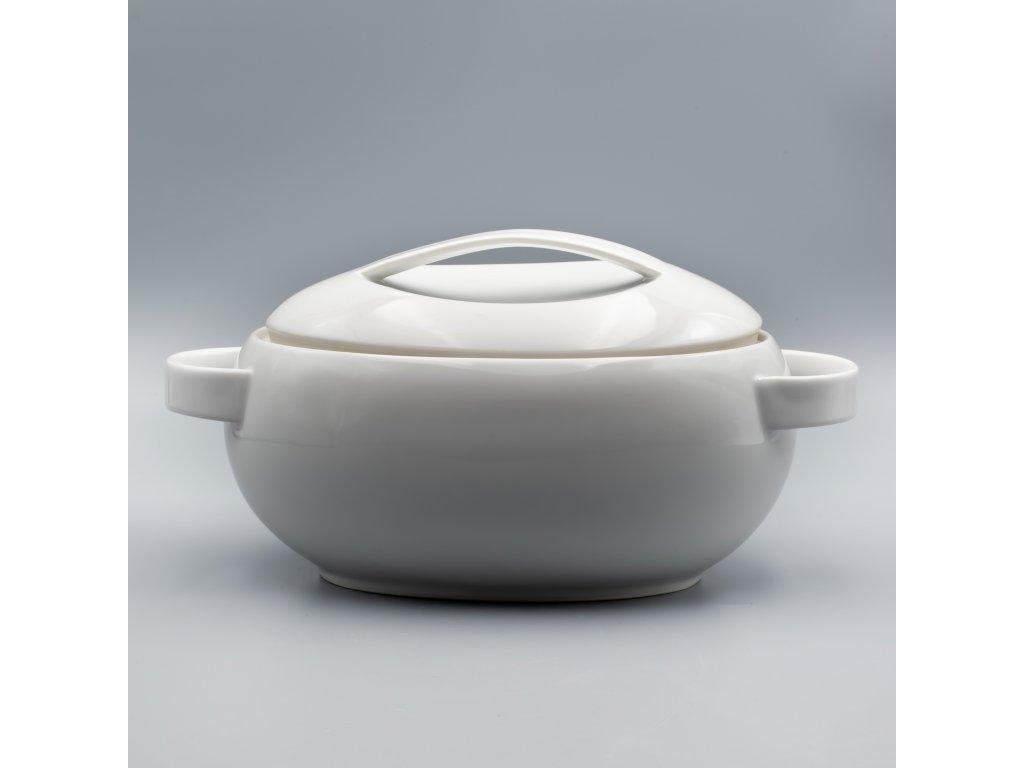LOOS, Mísa polévková 3 200 ml, bílá, Thun
