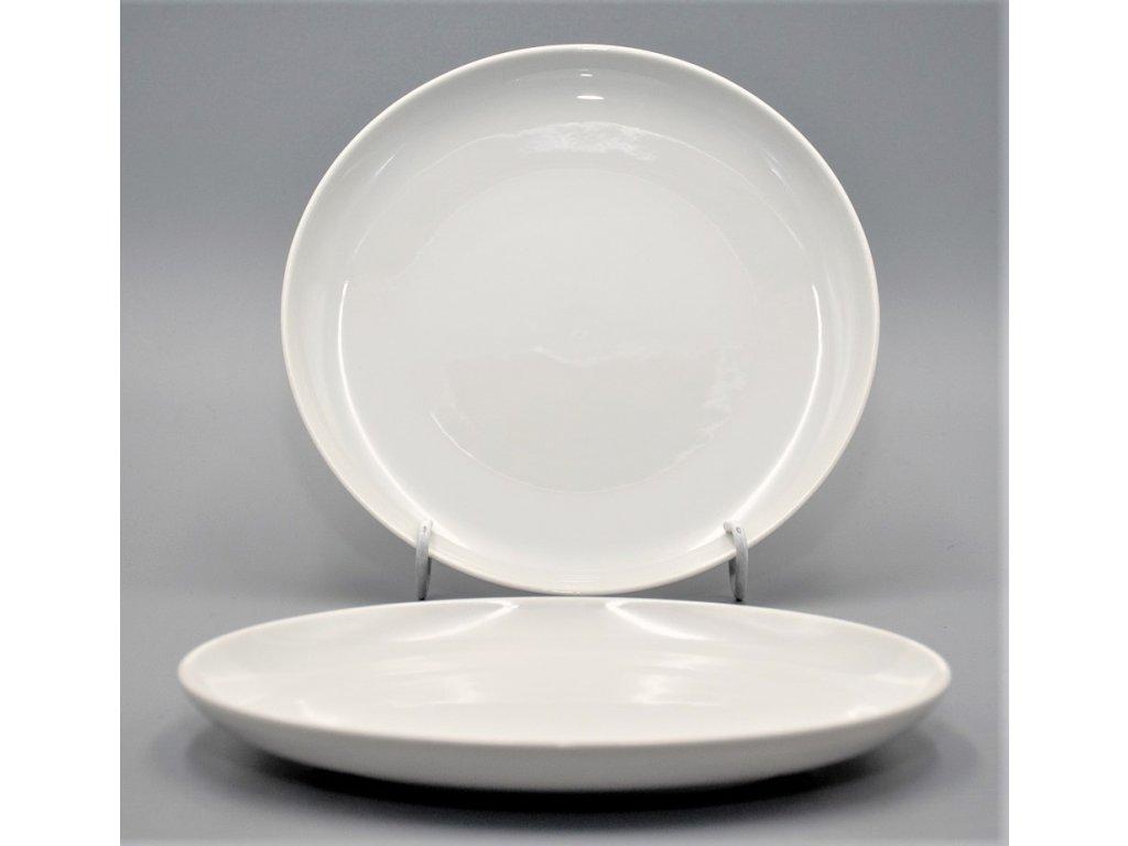 TOM, Talíř dezertní 19 cm, bílá, Thun