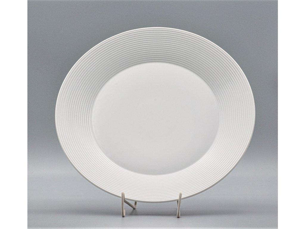 LEA, Talíř dezertní 19 cm, bílá, Thun