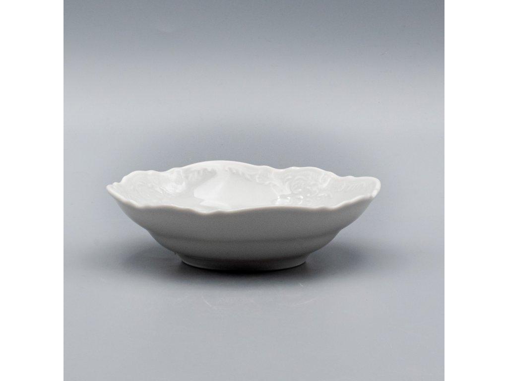 BERNADOTTE, Mísa kompotová 16 cm, bílá, Thun