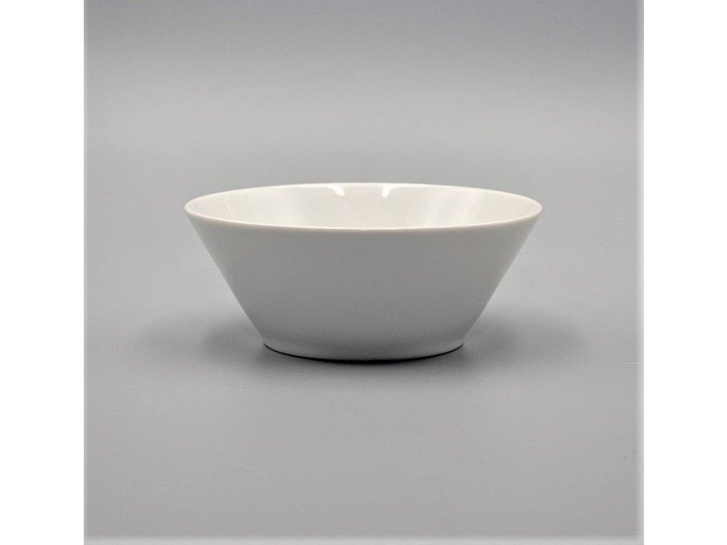 TOM, Mísa kompotová 16 cm, bílá, Thun