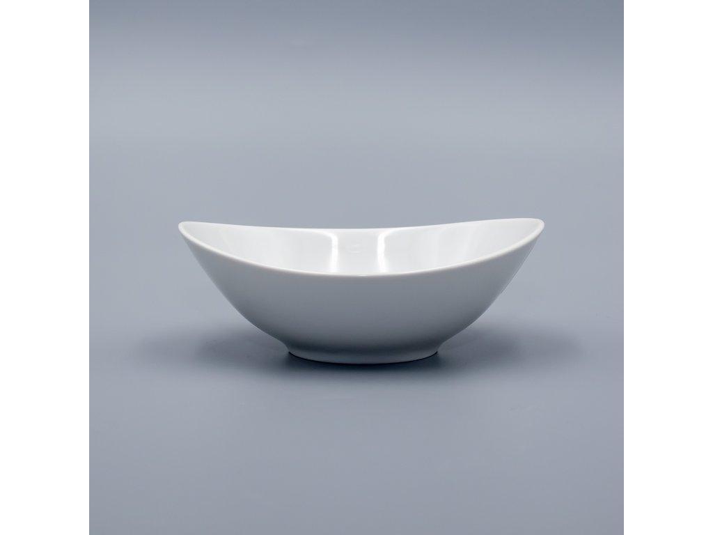 LOOS, Mísa kompotvá 14 cm, bílá, Thun