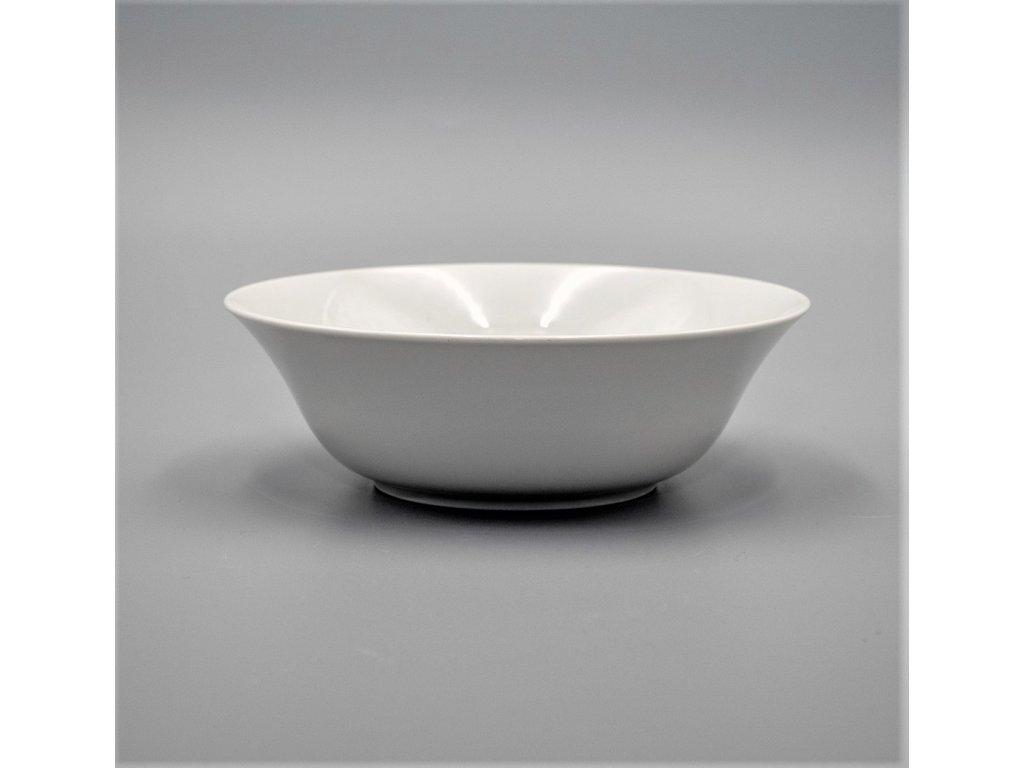 ANGELIKA, Mísa kompotová 16 cm, bílá, Thun