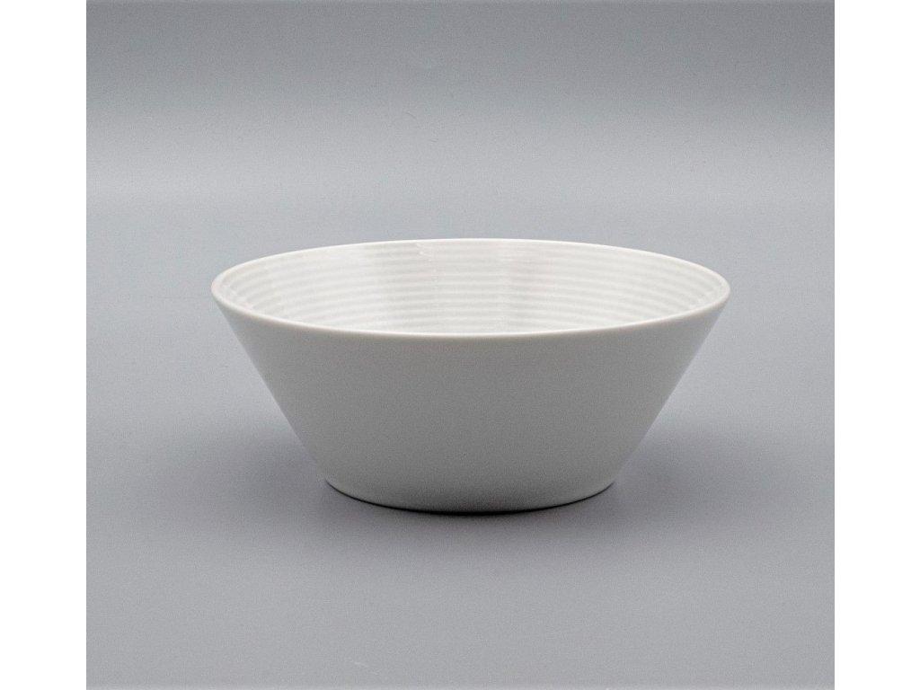 LEA, Mísa kompotová 16 cm, bílá, Thun