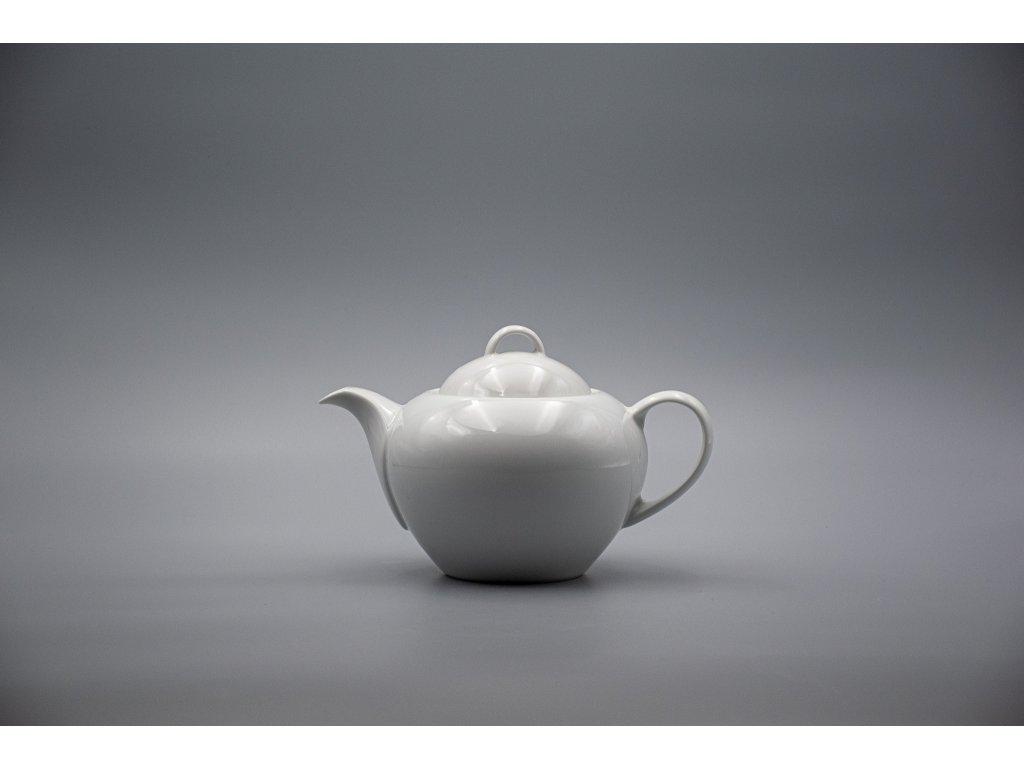 Konvice čajová 1,20 2/1 SAPHYR bílá