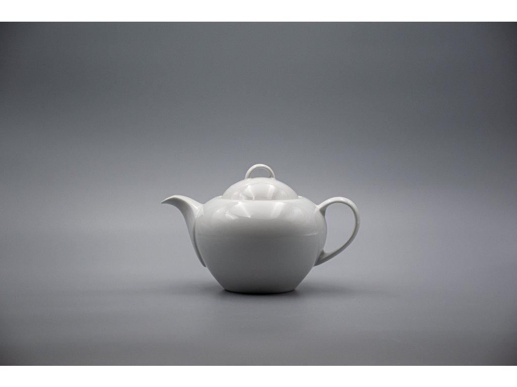 SAPHYR, Konvice čajová 1 200 ml, bílá, Thun