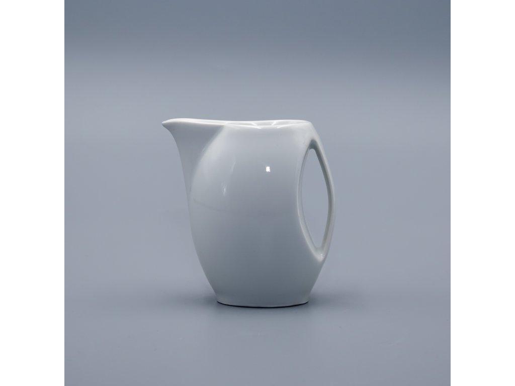 LOOS, Mlékovka 240 ml, bílá, Thun