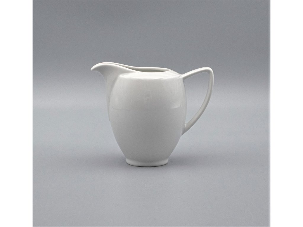 LEA, Mlékovka 350 ml, bílá, Thun