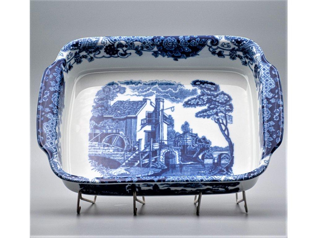 Zapékací mísa, Lasagne 39,5 cm, modrý mlýn, Thun