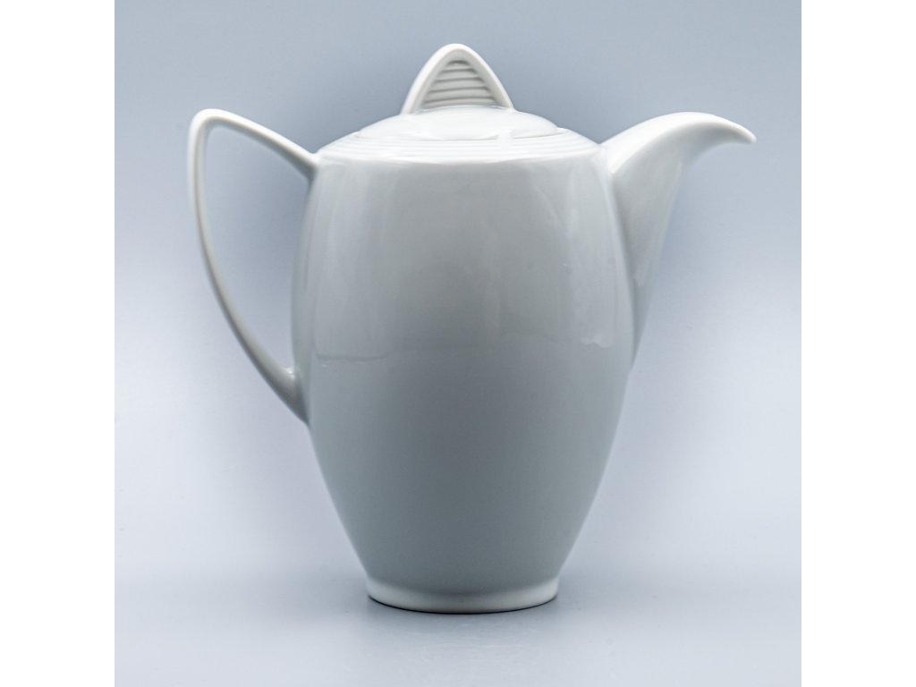 LEA, Konvice kávová 1 200 ml, bílá, Thun