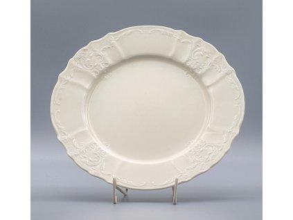 BERNADOTTE, Talíř mělký 27 cm, Ivory, Thun