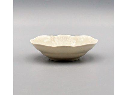 BERNADOTTE, Mísa kompotová 19 cm, Ivory, Thun
