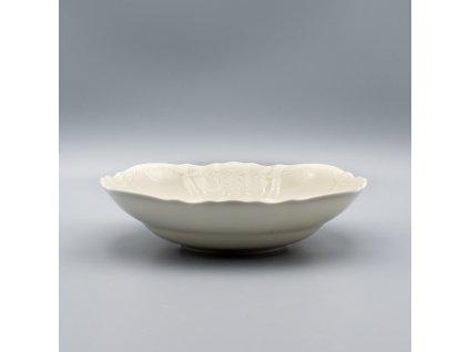 BERNADOTTE, Mísa kompotová 23 cm, Ivory, Thun