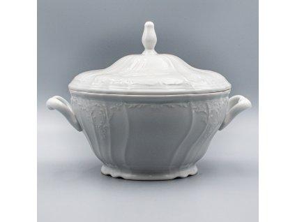 BERNADOTTE, Mísa polévková 2500 ml, bílá, Thun
