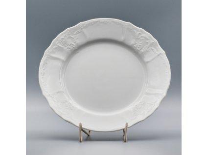 BERNADOTTE, Talíř dezertní 19 cm, bílá, Thun