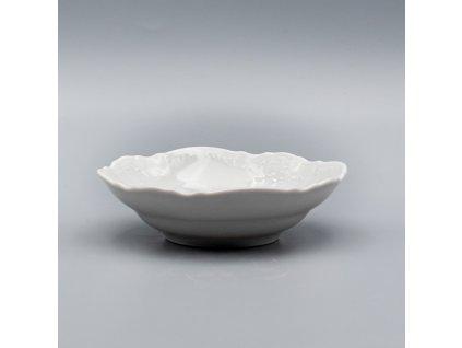 BERNADOTTE, Mísa kompotová 19 cm, bílá, Thun