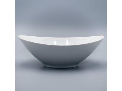 LOOS, Mísa salátová 27 cm, bílá, Thun