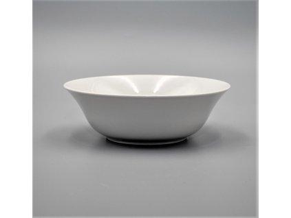 ANGELIKA, Mísa kompotová 19 cm, bílá, Thun