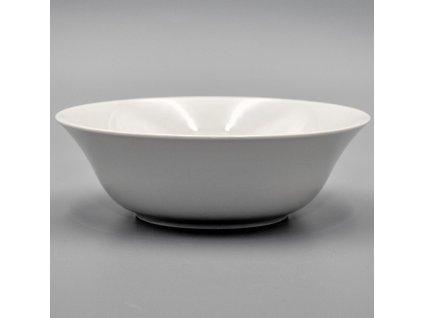 ANGELIKA, Mísa kompotová 23 cm, bílá, Thun