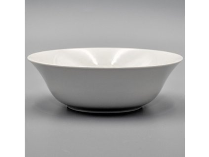 ANGELIKA, Mísa kompotová 25 cm, bílá, Thun