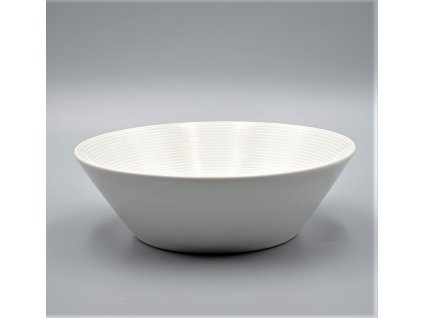 LEA, Mísa kompotová 24 cm, bílá, Thun