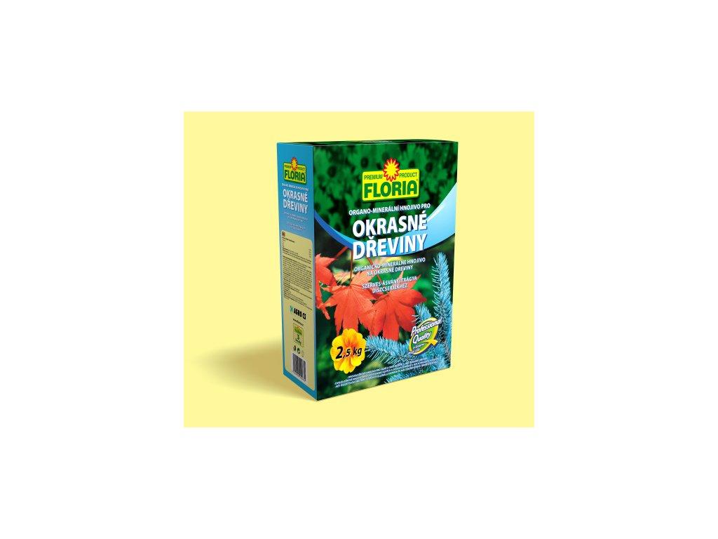 Organo-minerální hnojivo pro okrasné dřeviny 2,5 kg  Organo-minerální hnojivo pro OKRASNÉ DŘEVINY