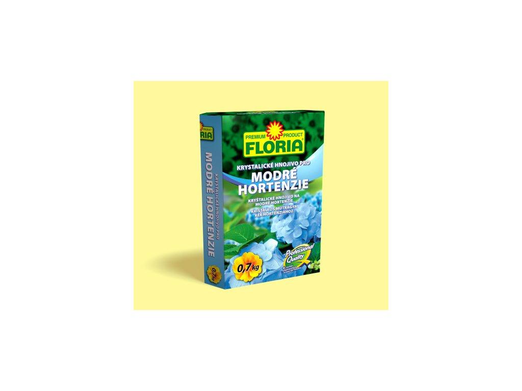 Krystalické hnojivo pro modré hortenzie 0,35 kg  Krystalické hnojivo pro MODRÉ HORTENZIE