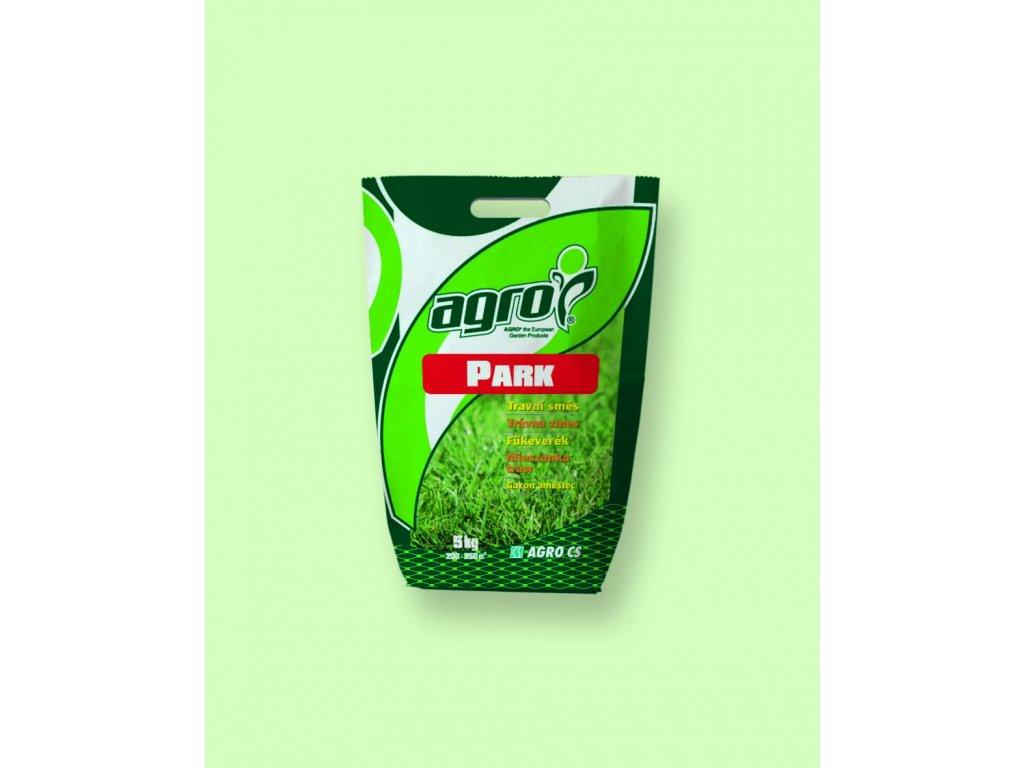 Agro Travní směs PARK - taška 5 kg  Travní směs PARK