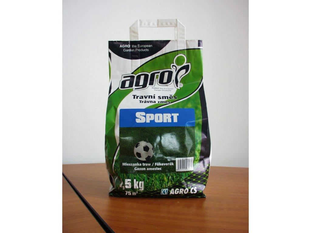 Agro Travní směs SPORT - taška 1,5 kg  Travní směs SPORT