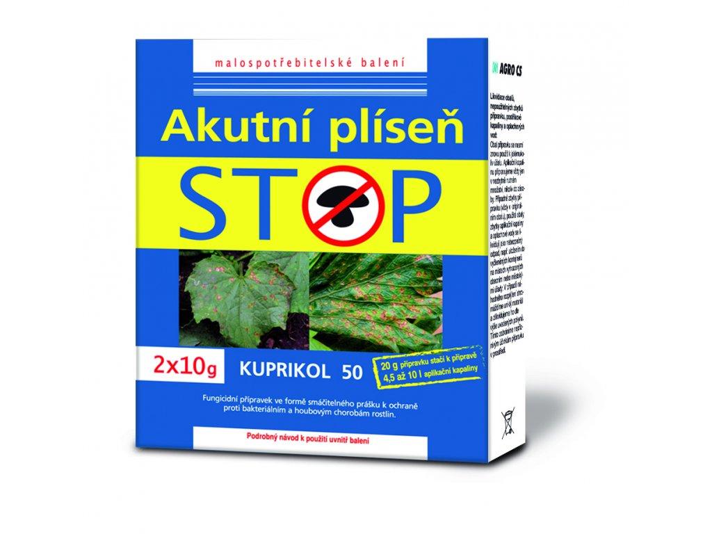 Akutní plíseň STOP  Akutní plíseň STOP