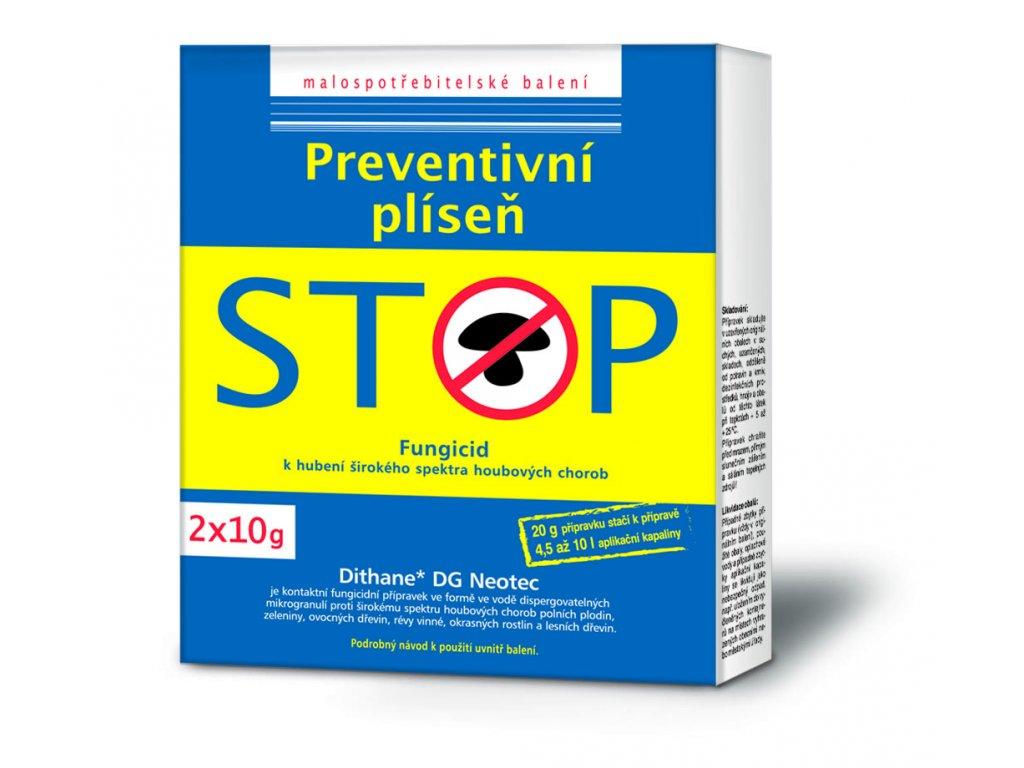 Preventivní plíseň STOP  Preventivní plíseň STOP