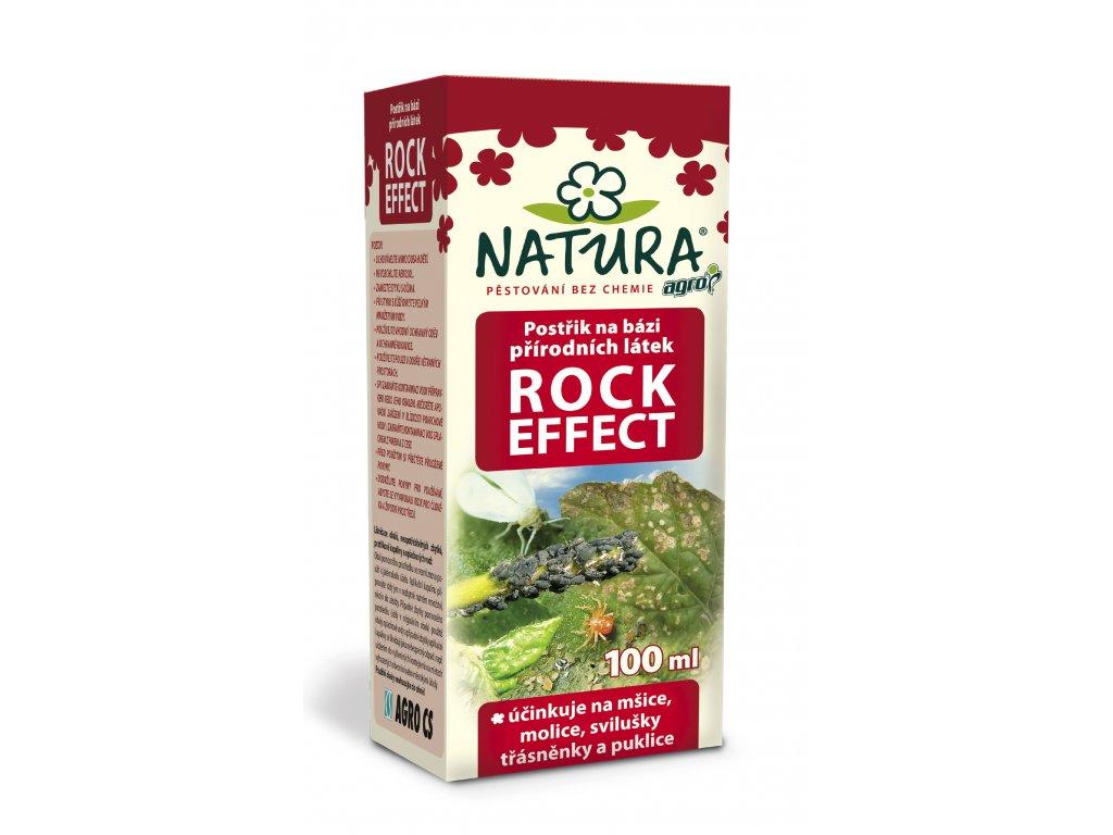 Rock Effect - čistě přírodní NATURA  Agro NATURA Rock Effect - bez chemie