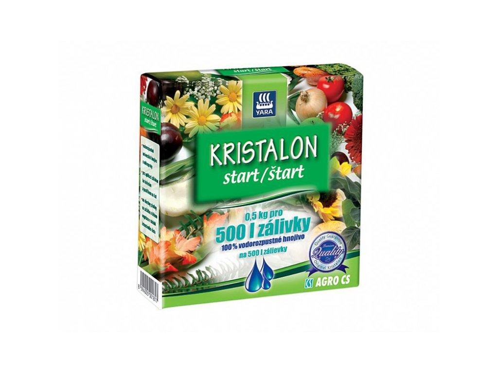 Kristalon START 0,5 kg  Startovací hnojivo - univerzální