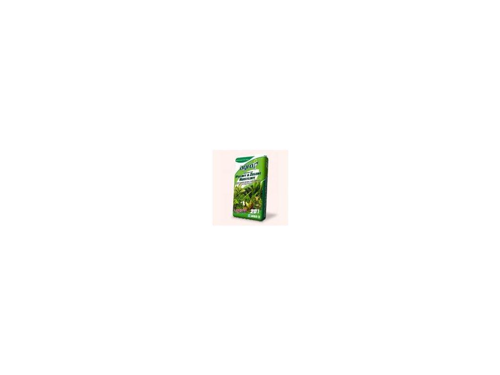 AGRO Substrát pro palmy a jiné zelené rostliny 20 l  Substrát pro palmy a jiné zelené rostliny